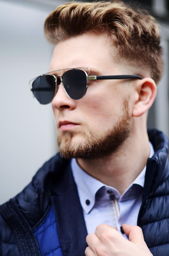 okulary dior meskie