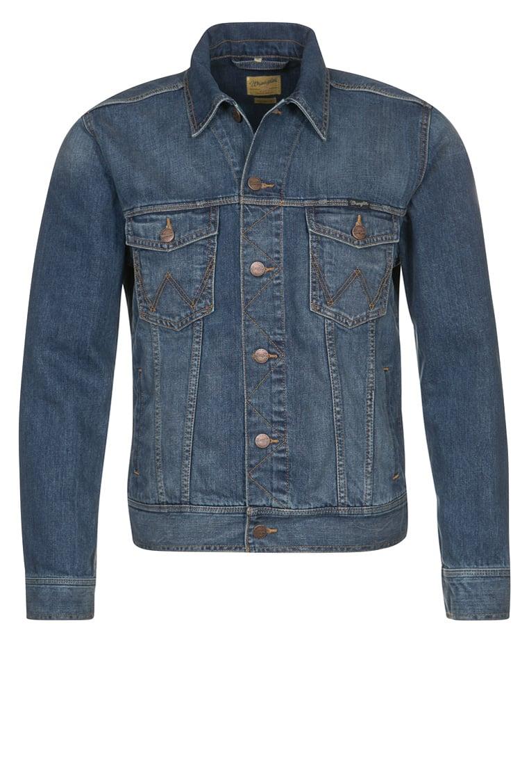 jeansowa meska kurtka