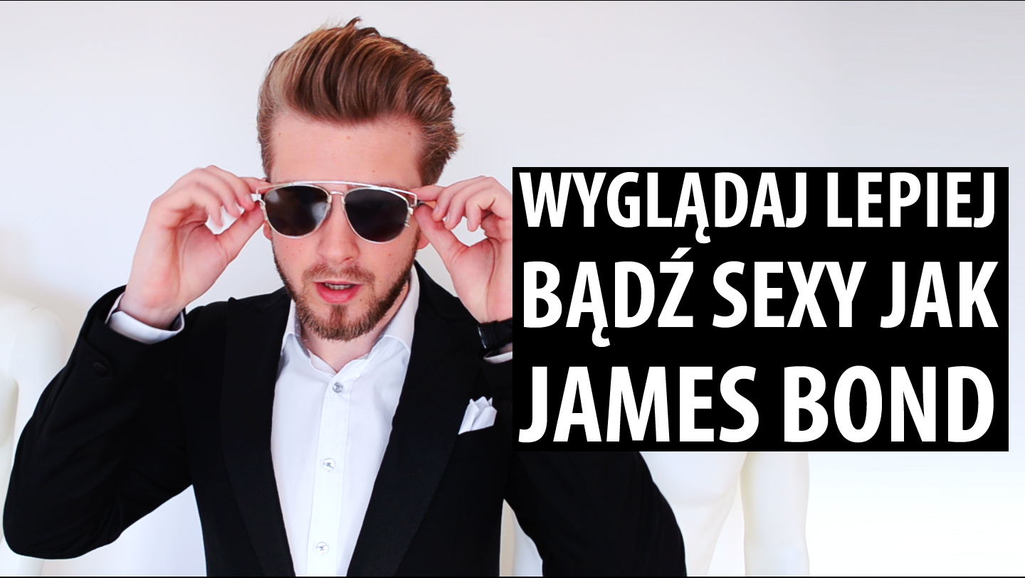 BADZ JAK JAMES BOND