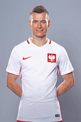 Krzysztof Maczynski - fryzura pilkarza