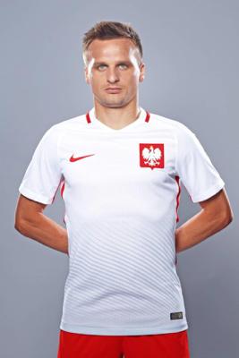 Slawomir Peszko - fryzura pilkarza