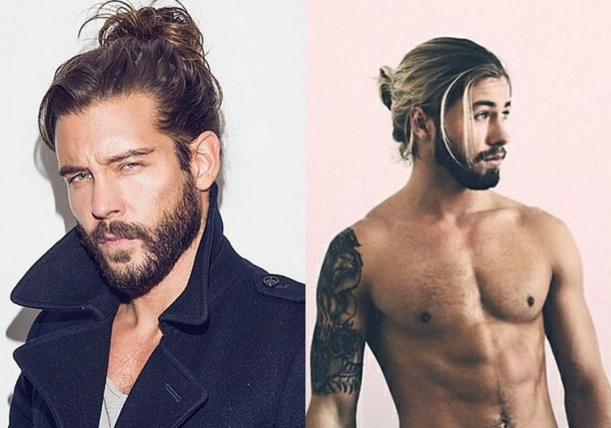 Męskie Fryzury Przejściowe Jak Przetrwać Zapuszczanie Włosów