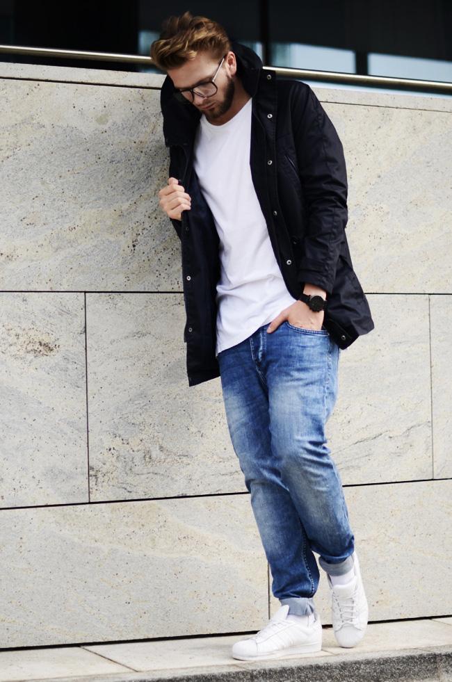 jeansy rurki niebieskie meskie2