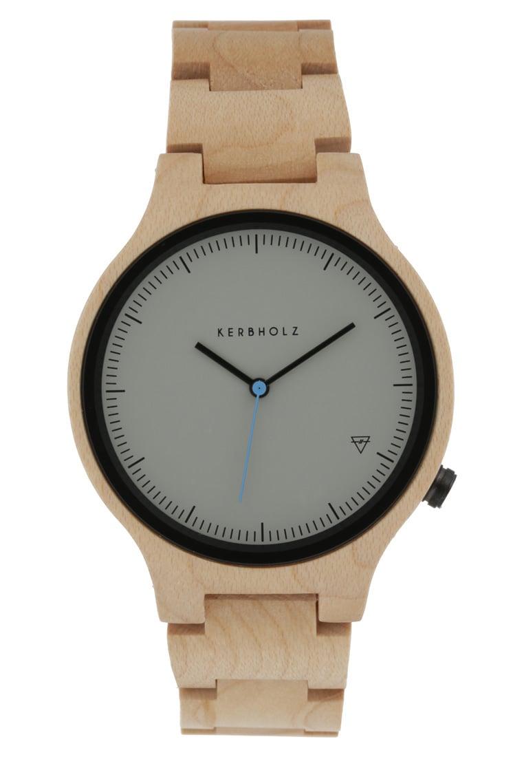 drewniany zegarek kerbholz
