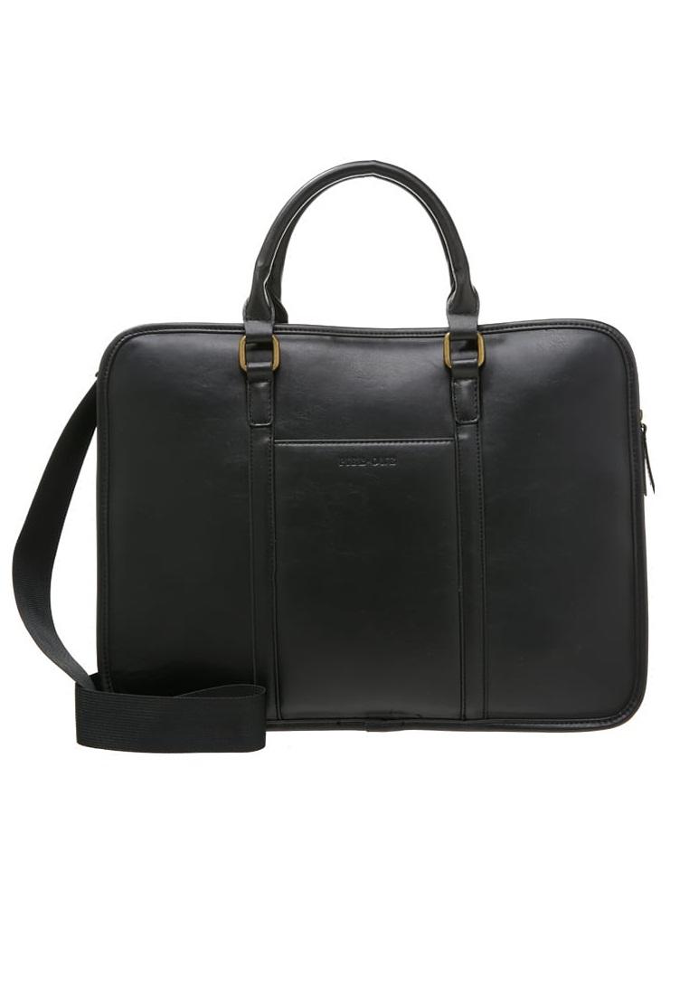 meska czarna elegancka torba