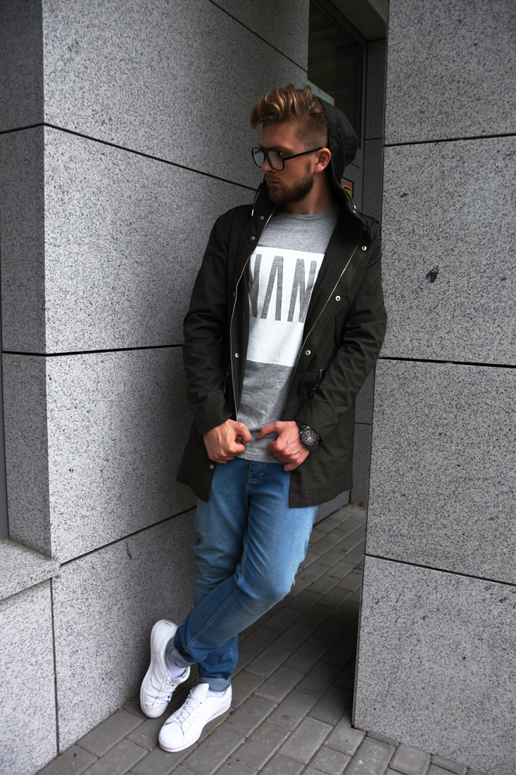 moda meska casual style