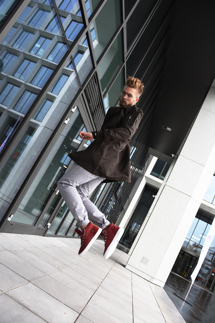 moda meska w stylu streetwear