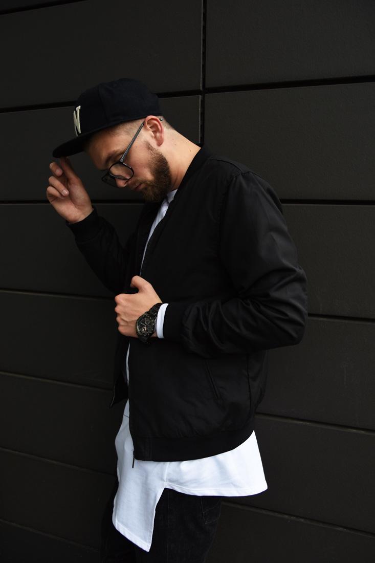 streetwear moda meska stylizacja