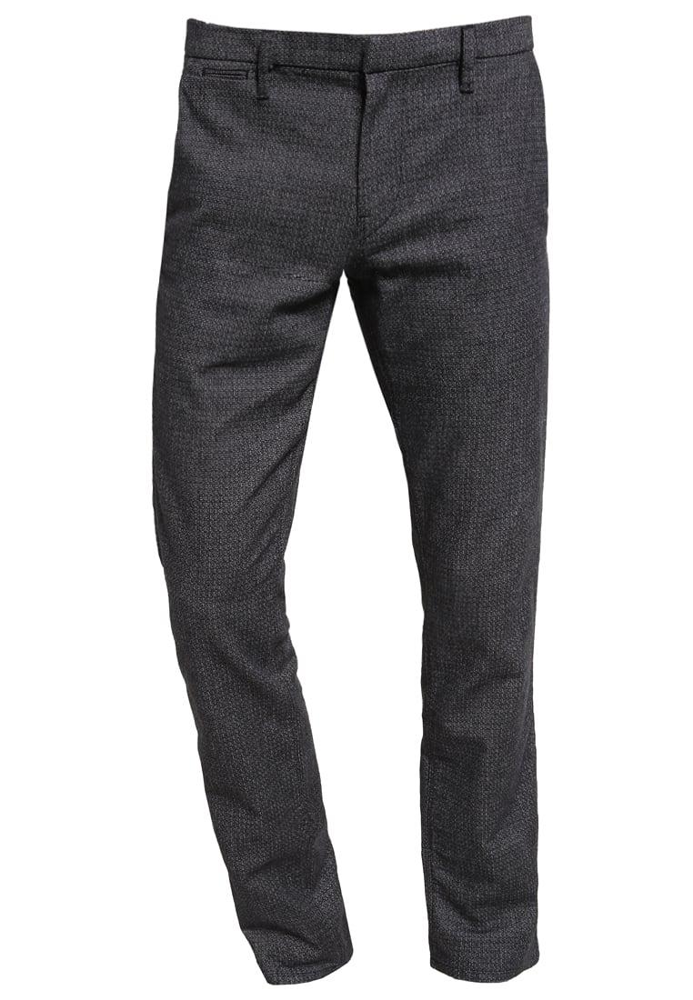 szare meskie spodnie