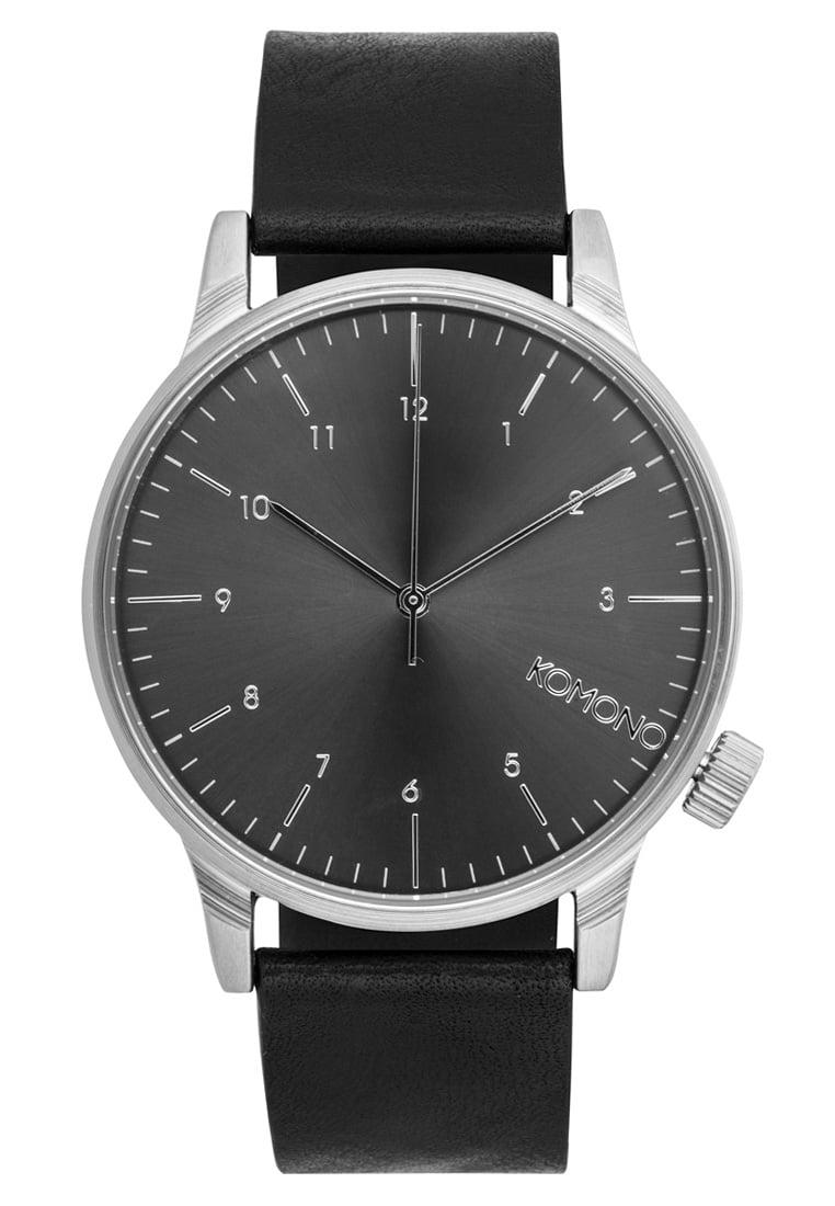 zegarek meski czarny
