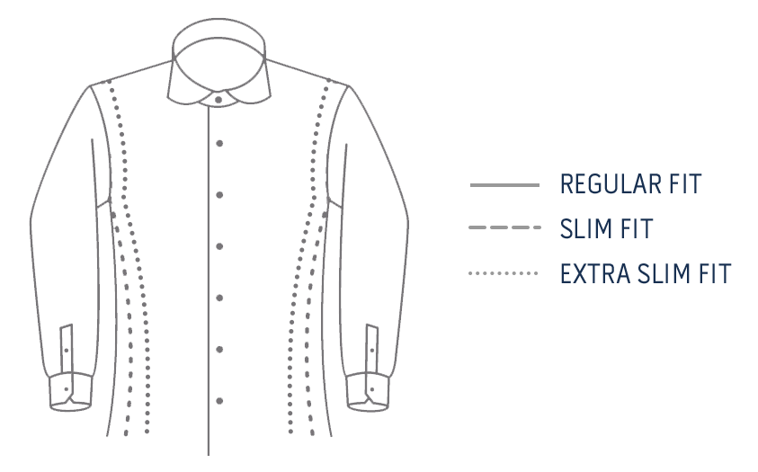 Jak wybrać męską koszulę? Poradnik budowania męskiej  7w3gx