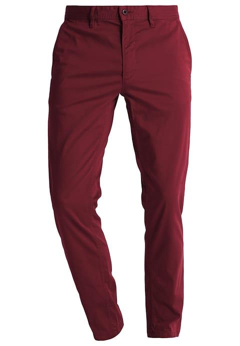 bordowe-meskie-spodnie-chino