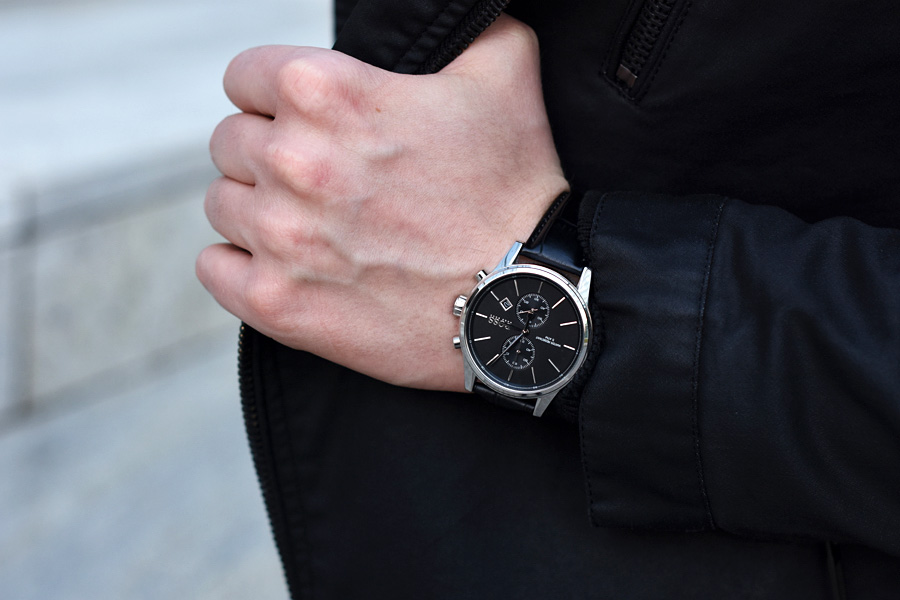 black watch hugo boss