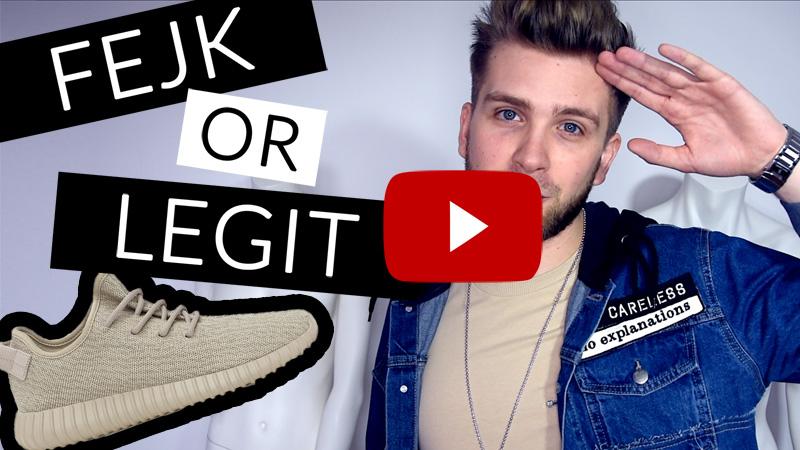 FEJK or LEGIT? Jak rozpoznać PODRÓBY ?! sneakersy