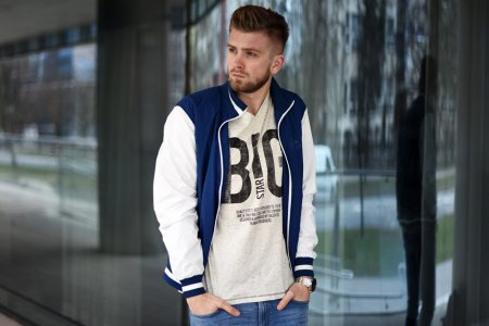 Męskie jeansy – BIG STAR denim