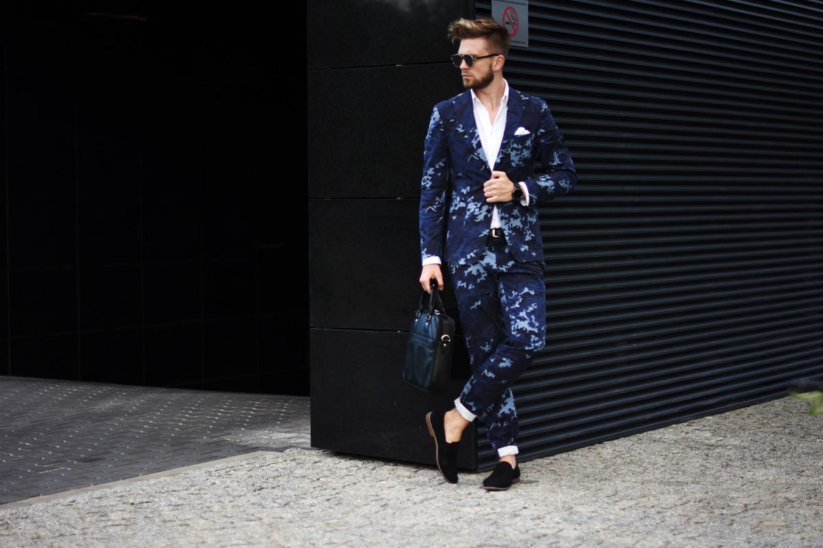 jak sie ubrac elegancko visula garnitur