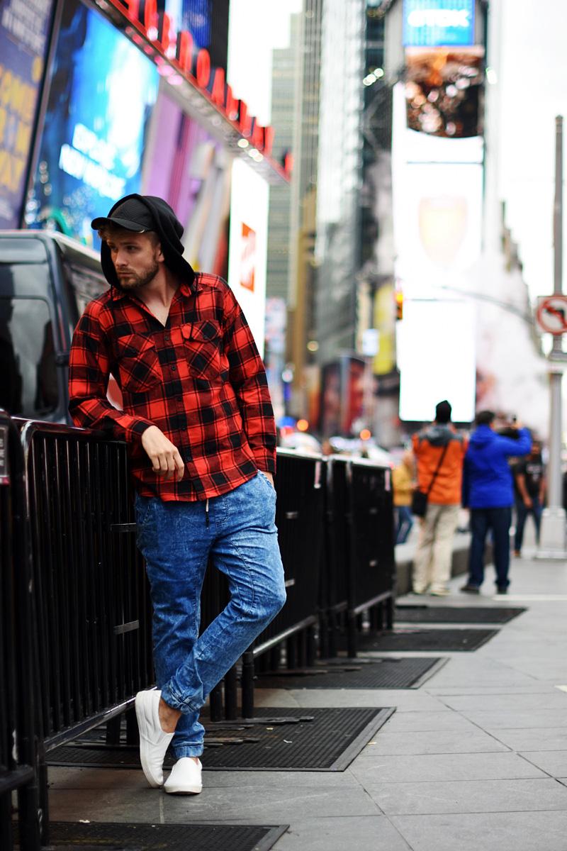 jak sie ubrac streetwerowo nyc podlinski usa