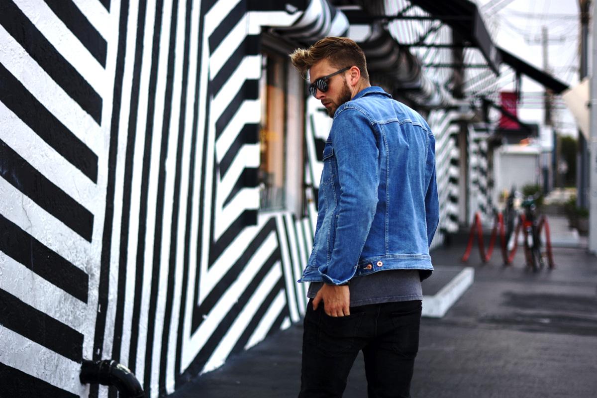 meska streetwearowa stylizacja dla niego c&a