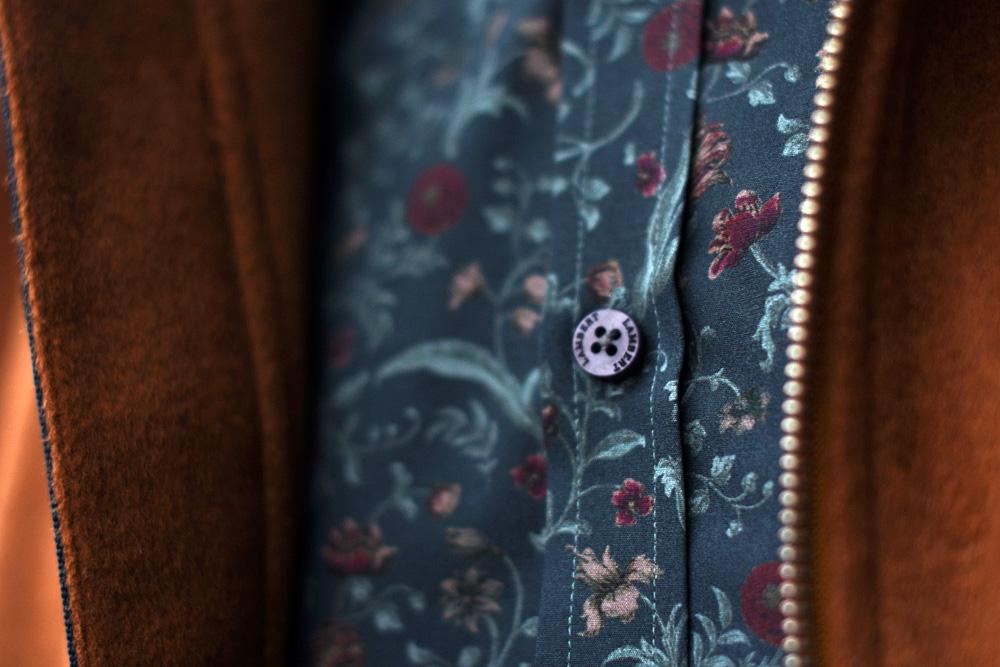 meska koszula lambert podlinski stylizacja