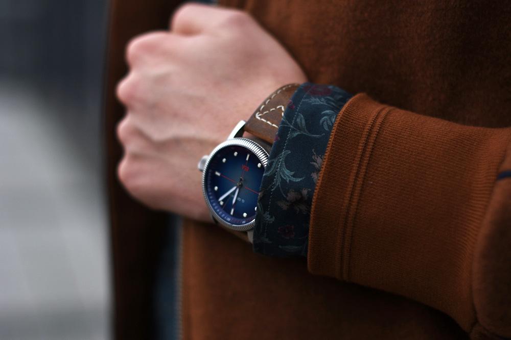 zegarek kolekcjonerski meski