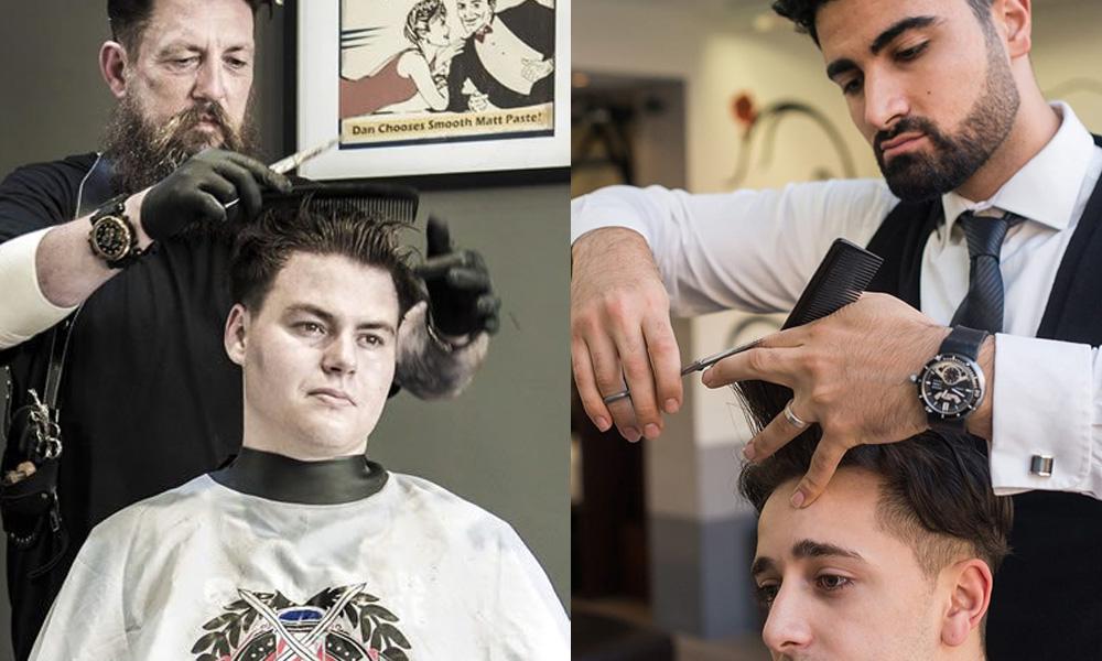 barber shop czy salon fryzjerski