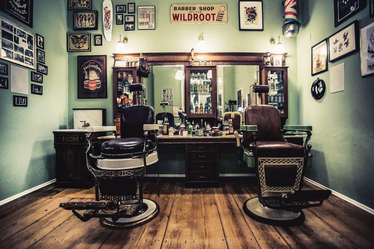 barbershop barber