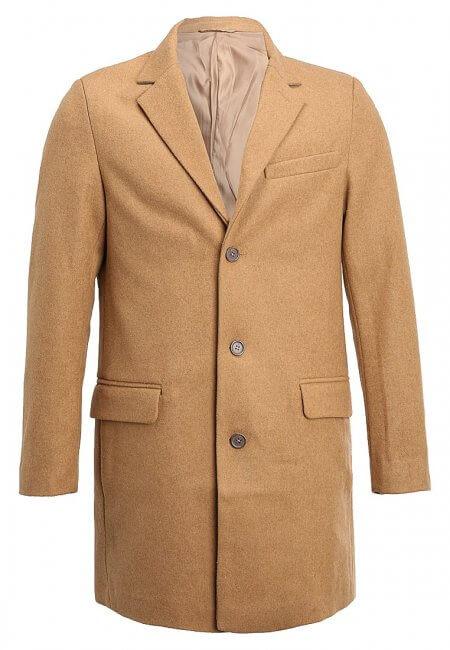 krótki-płaszcz-męski-beżowy