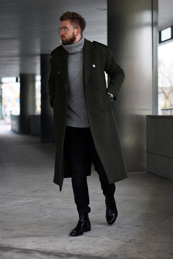 meska stylizacja zima jesien 2017