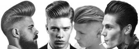 Klasyczne fryzury męskie, które zawsze będą modne i pasują każdemu.