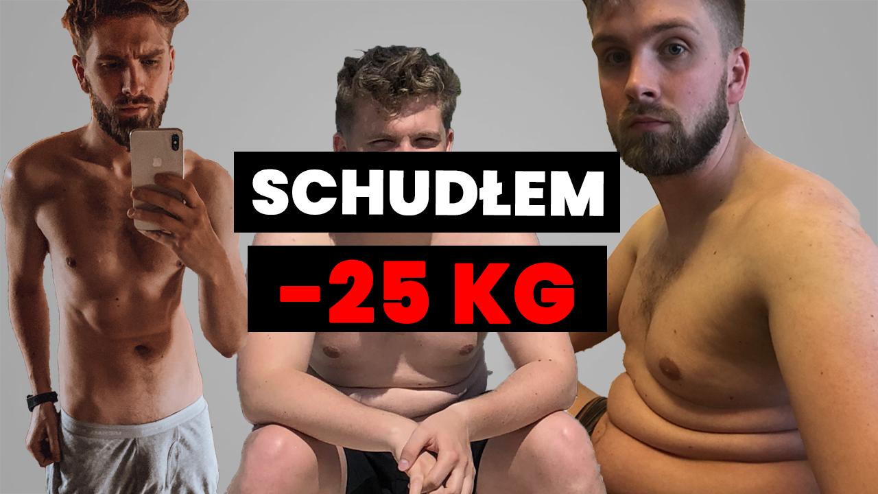 jak schudlem 25 kg - meskie odchiudzanie redukcja