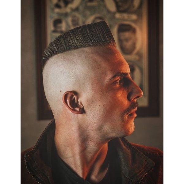 2Zakola - fryzury męskie i sposoby na zakola. STOP na wypadanie włosów