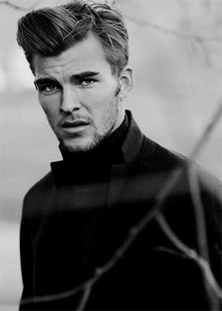 Zakola - fryzury męskie i sposoby na zakola. STOP na wypadanie włosów