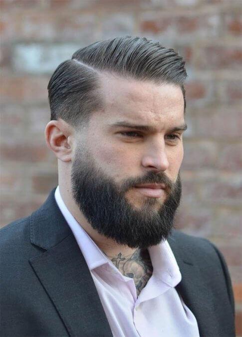 Zakola - fryzury męskie i sposoby na zakola. STOP na wypadanie włosów5