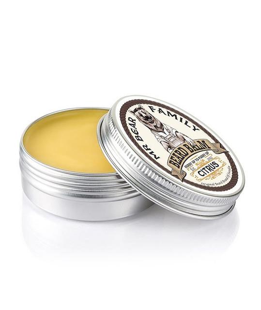 balsam do brody cytrusowy - kosmetyki do brody