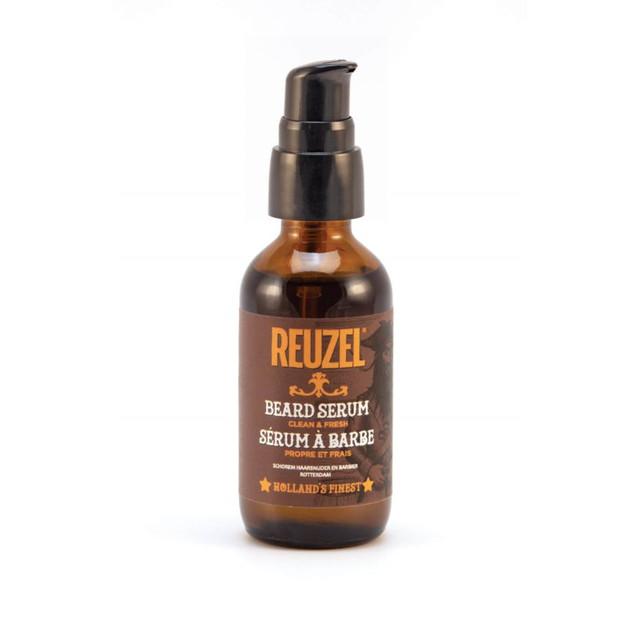 kosmetyki do brody - serum wzmacniajace