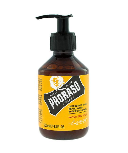 kosmetyki do brody - szampon do brody