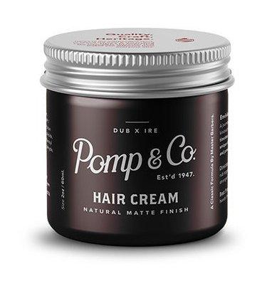 Hair Cream - Pomp & Co. 60 ml - matowa pasta do włosów