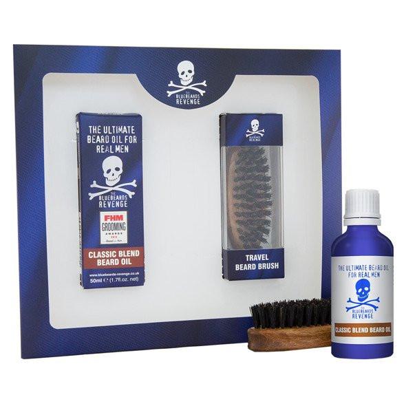 kosmetyki do brody - zestaw do brody