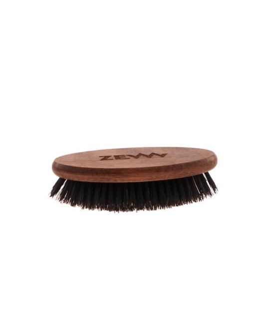 Szczotka do brody - Zew - drewniany kartacz