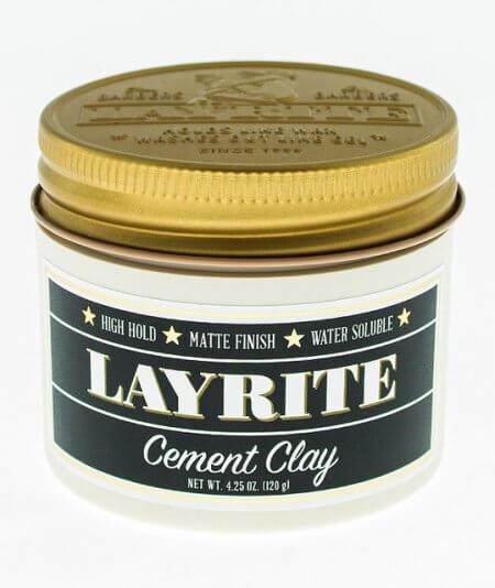 Glinka do włosów Layrite Cement Clay