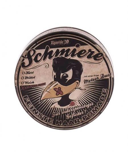 Woskowa pomada do włosów Schmiere Rock Hard Pomade