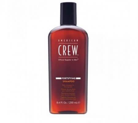 Fortifying Shampoo - American Crew 250ml - Wzmacniający szampon do włosów