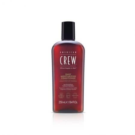 Daily Moisturizing Conditioner - American Crew 250 ml - odżywka do włosów głęboko nawilżająca