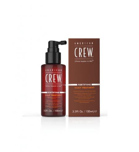Fortyfying Scalp Treatment - American Crew 100 ml - wzmacniająca maska do włosów